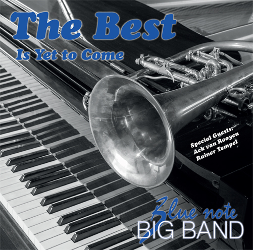 Cover der CD The Best Is Yet to Come
