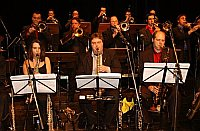 Foto Blue note BIG BAND im Saalbau
