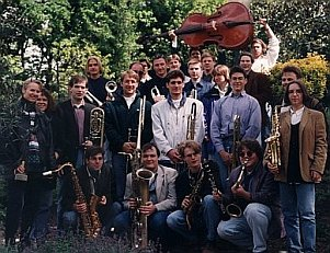 Foto Blue note BIG BAND 1995