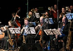 Foto Blue note Big Band im Herrenhof