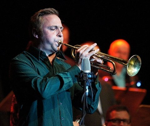 Menzel Mutzke mit der Blue note Big Band
