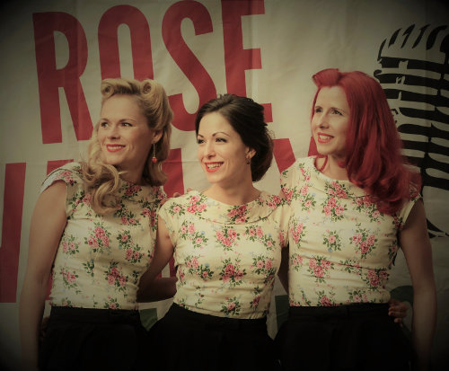 Foto The Rose Valley Sisters