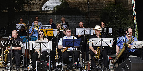 Blue note BIG BAND 2008 in Speyer